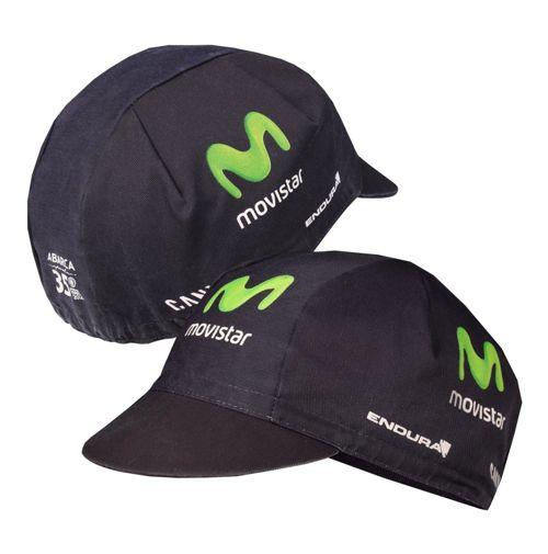 Movistar Team Cap