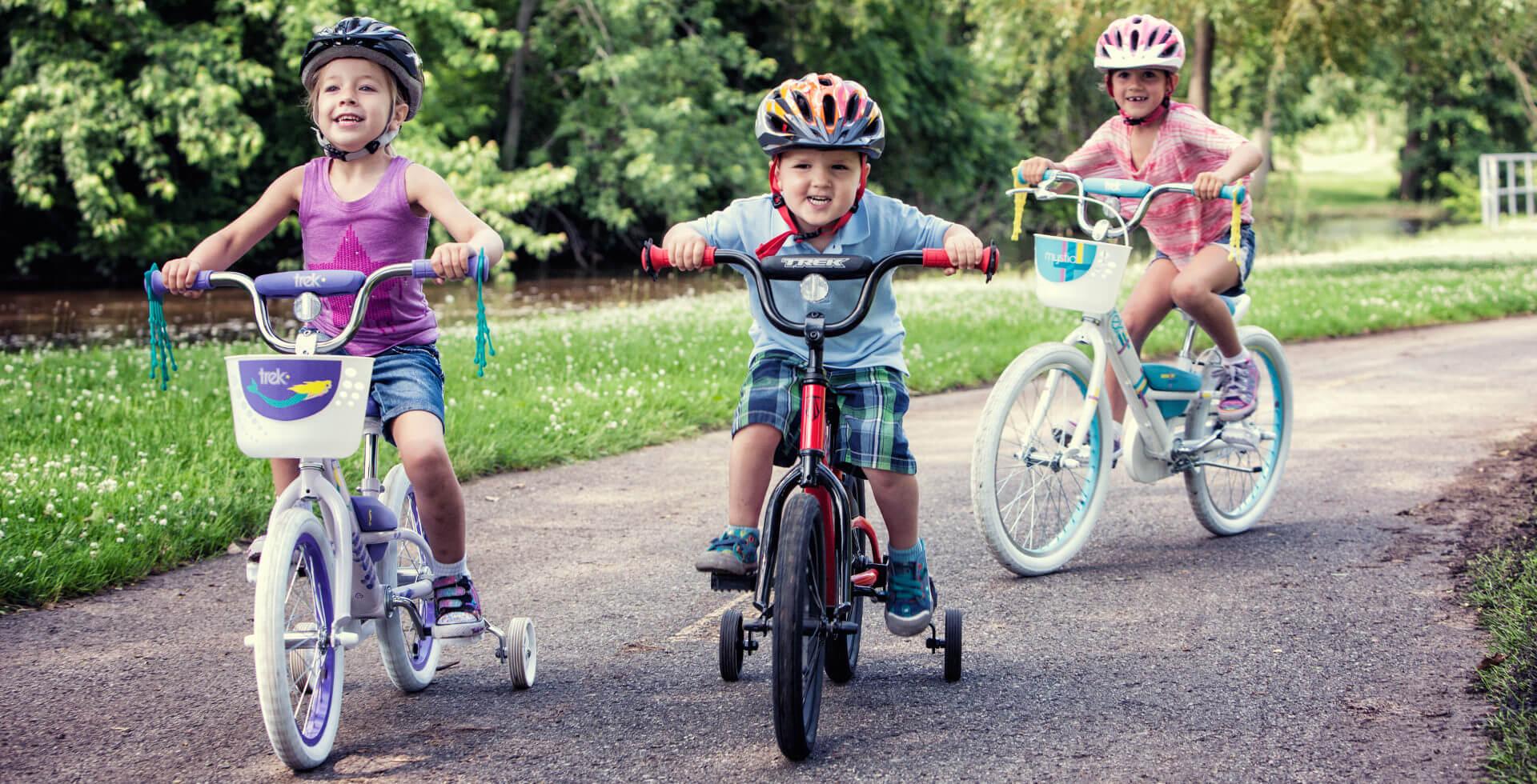 Trek gyermek kerékpár