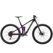 Trek Fuel EX 5 fekete / lila