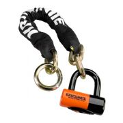 Kryptonite New York Noose 1275 lánc + Evolution 4 DiscLock lakat